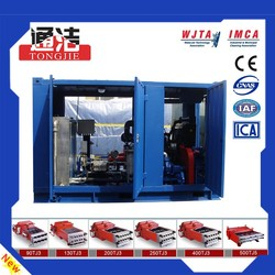 New Product High Efficient 1000bar-2000bar Oil & Gas Field Pipe Cleaning Machine