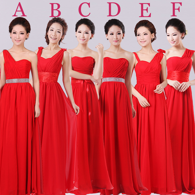 New wedding dresses for young: Wedding bridesmaid dresses 2014