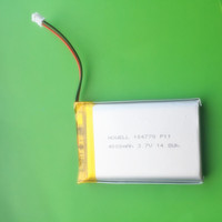Tablet PC Li-polymer 4000mAh Battery for tablet pc