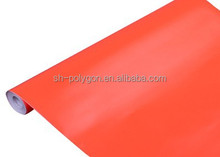 self adhesive cutting plotter color vinyl / sign vinyl