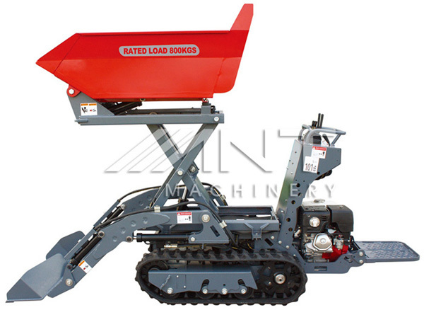 By800 Agriculture Tools And Equipment Electric Dump Truck