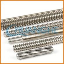 Hardware fasteners stainless steel threaded rod/threaded rod accessor