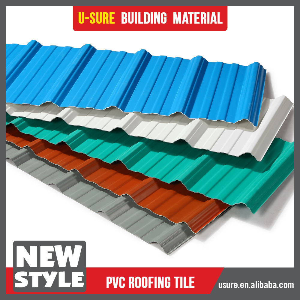 Corrugated Upvc Plastic Roofing Sheets China Supplier