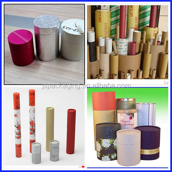 Cardboard Candle Tubes Cardboard Tube Cans Candle