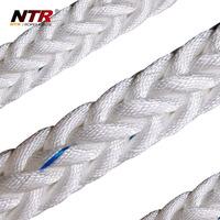 NTR 12-ply mooring ship rope used ship rope