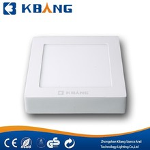 diameter146MM ultra thin led Panel light 9W square white SMD2835 CE,RoHS approved