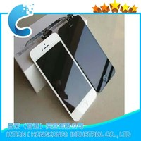 High quality LCD Touch Screen with Digitizer Assembly Replacement For iphone 5 5g Black White Color