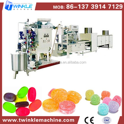 Wholesale China Fruit Hard Candy Machine For Candy Processing