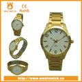 2014 mujeres de moda de los relojes grandes relojes para hombres