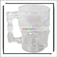 Super Crystal Skull Glass Drinking Ware