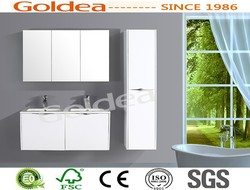 new products looking for distributor modern bathroom cabinets with mdf
