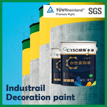 Water based paint distributors wanted iron oxide paint