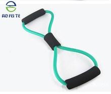 Natural pom custom-made tubenatural rubber stretch tube, resitance tubing