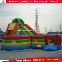 Giant inflatable kids playground with discounts