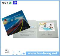 video craft birthday greeting card/video greeting card music ic chip/sound chip for video greeting card