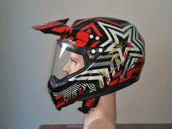 DOT helmet motocross dot full face motocross helmet Motocicleta casco motorcycle helmet