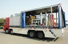 R-Series Gas Engine Driven Split Compressor Group.