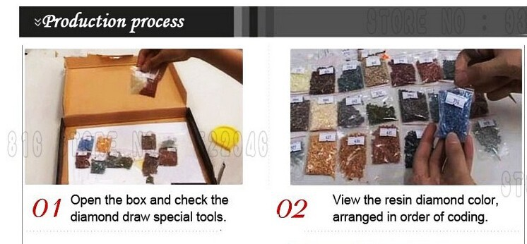 Потребительские товары  diamond painting DY402 Diy ,