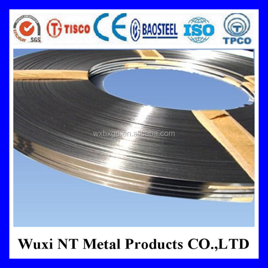 Stainless steel strip pricing