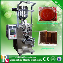 Fully automatic stainless steel sachet soy sauce packing machine