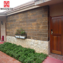 Decorative exterior wall panels fibr cement board factory price