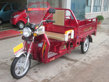 Bajaj type electric tricycle for passenger/motorized tri car for commercial use