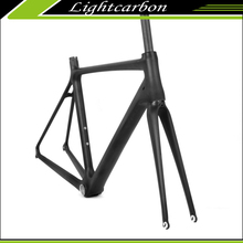 Super light road carbon frame Toray T800 FM045 48/51/54/58/60cm BB86/PF30 carbon fiber light frame