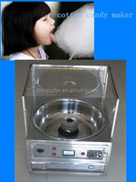 cotton candy making equipment/ LED lamp cotton candy making machine