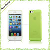 high quality ultra-thin 0.35mm PP front and back cover for iphone 5