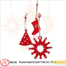 China manufacturer felt christmas decoration