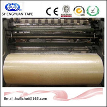 1280mm transparent opp tape jumbo roll/Water based acrylic pressure sensitive adhesive