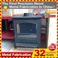 2014 hot sale professional customized metal outdoor fireplace with 32 years experience