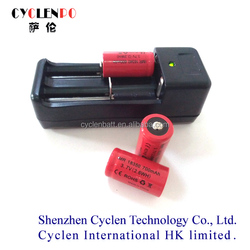 China wholesale IMR 18350 battery 700mah 3.7 Rechargeable high drain Battery for mini provari/vv mod/Vmax
