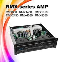 QSC style RMX4050 Professional Power Amplifier sound standard