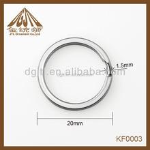 various reasonable price high quality hot sale silver iron key circle,key ring
