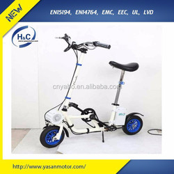 2015 Import Bike China Cheap Pocket Bike Electric Scooter Bike