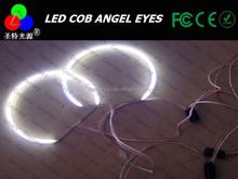 OEM design 4 x 146mm car led headlight cob angel eyes ring for bmw e38 e39 e36 e46 e90 led cob halo ring angel eyes