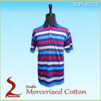 new design printed polo shirt for golf men