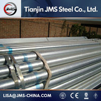 st37 hot dip galvanized steel material properties in china