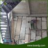 exterior and interior fiber cement exterior wall panel