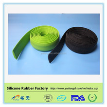 Chinese Manufacture High Quality Durable 100% Silicone Rubber bike handle wrap