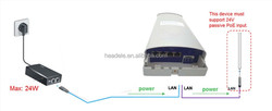 FDD lte 4g WCDMA 3G industrial router with 4 LAN Ports