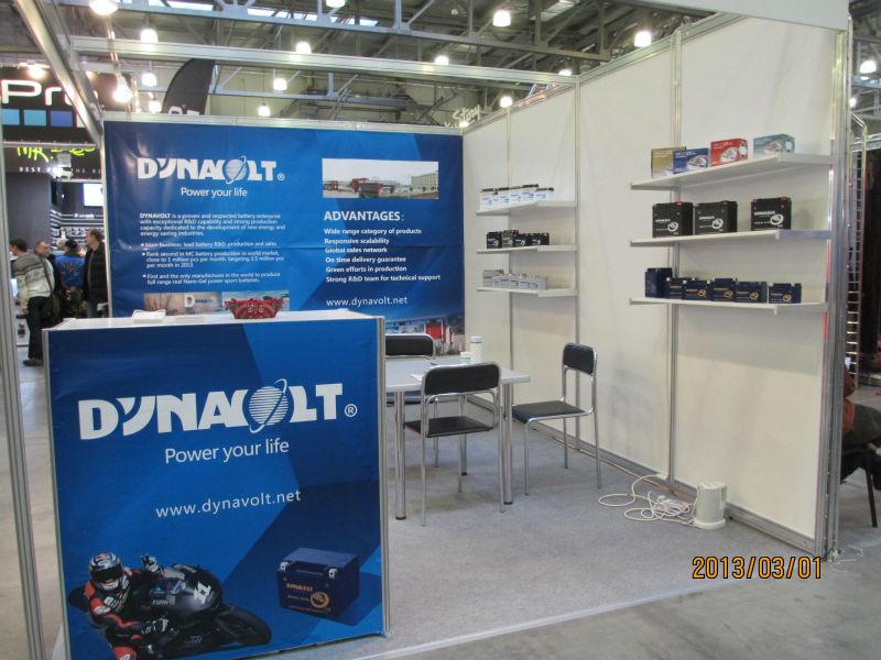 DYNAVOLT DTX4L-BS sealed mf battery 12v3ah maintenance free mf battery