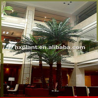indoor date palm for decration plastic date palm tree artificial tree for home