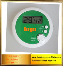New Design LCD Display Digital Kitchen Timer with Magnetic Function