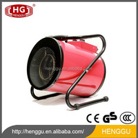 36/3000/6000W Output Portable Industrial Fan Heater