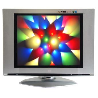 بوصة تلفزيون ال سي دي 17/ 12 فولت dc/ lcd pc مراقب/ 17 بوصة التصميم الحديث الساخن بيع تلفزيون led