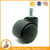 Asia Plastic Office Chair Silence Caster Wheel