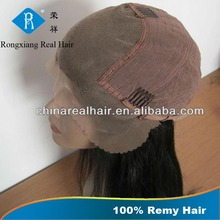 Stable Quality Factory Price 100% Human Hair Straight lace front wig italy