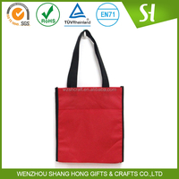Manufacture wholesale reusable foldable non woven bag,unique reusable shopping bags
